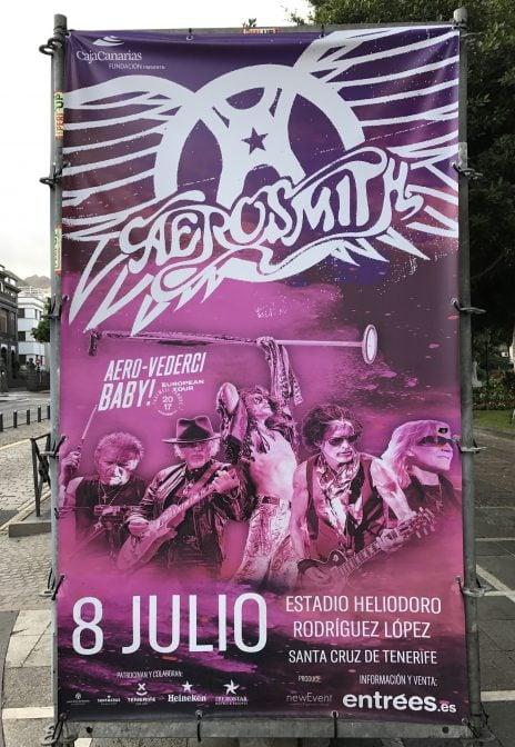 Aerosmith Aerovederci Teneriffa 2017 Fotos 01