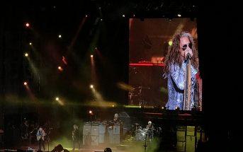 Aerosmith Teneriffa live Aerovederci 2017