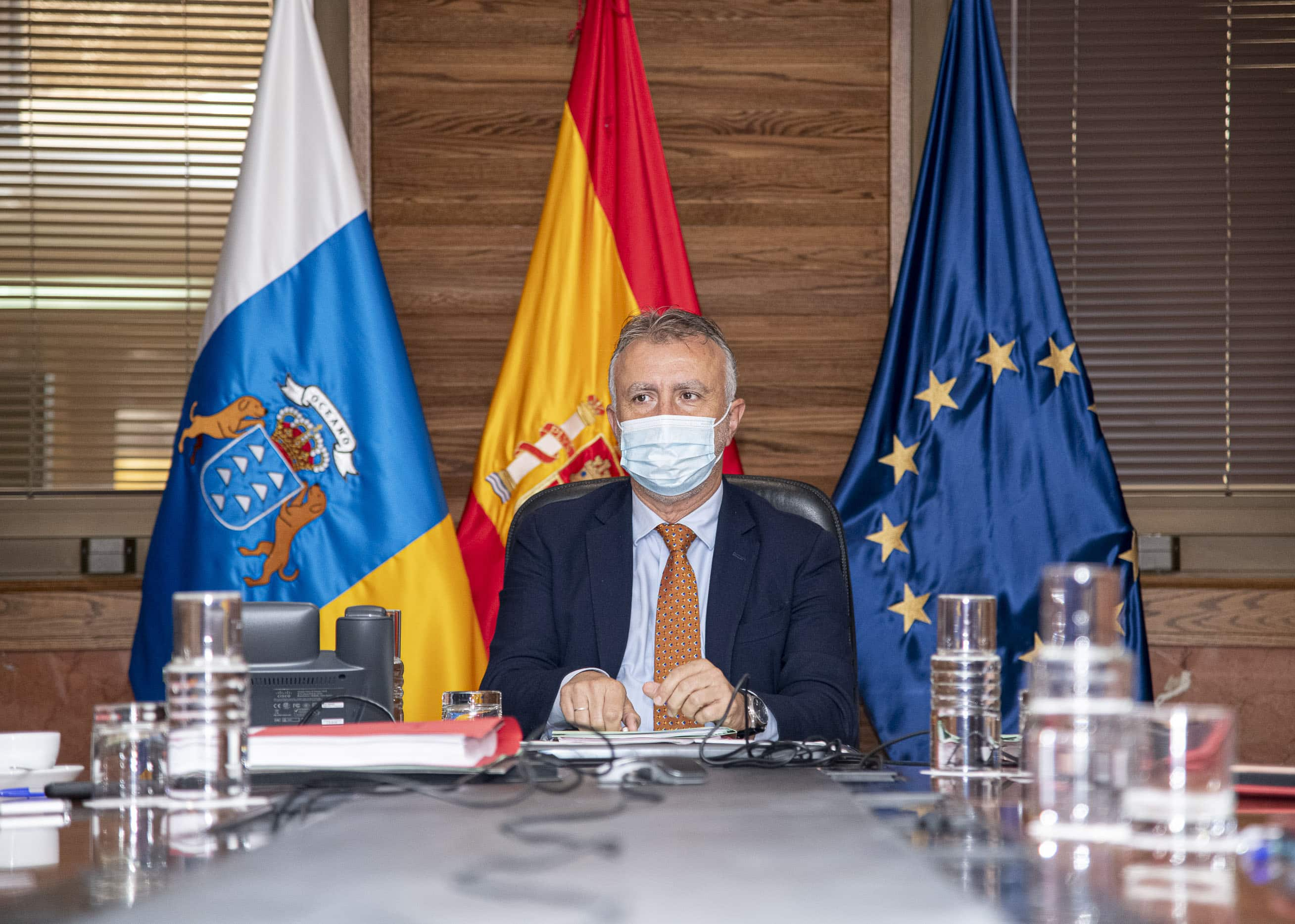 Spanien Notstand Kanaren