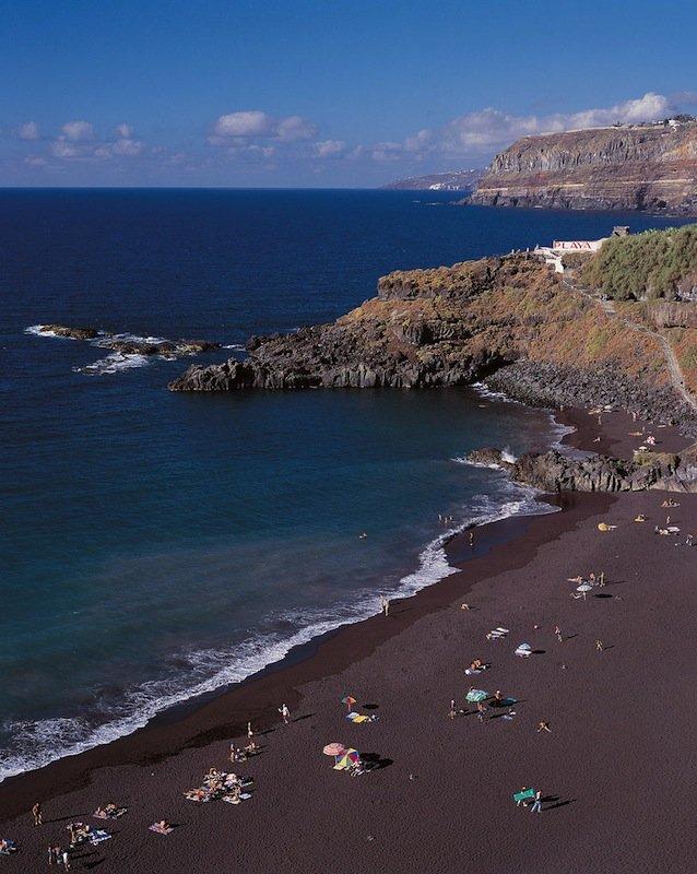 Playa Bollullo Orotava-Tal