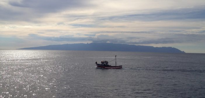 Buenavista Punta Teno Aussicht La Gomera