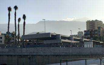 Busbahnhof Puerto de la Cruz Teneriffa außen