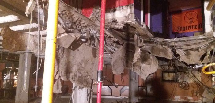 Butterfly-Disco Unfall Teneriffa 11-2017