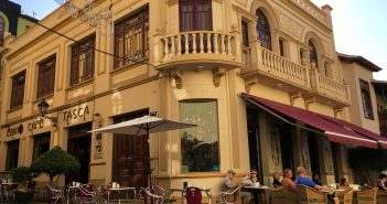 Café Ebano Puerto de la Cruz
