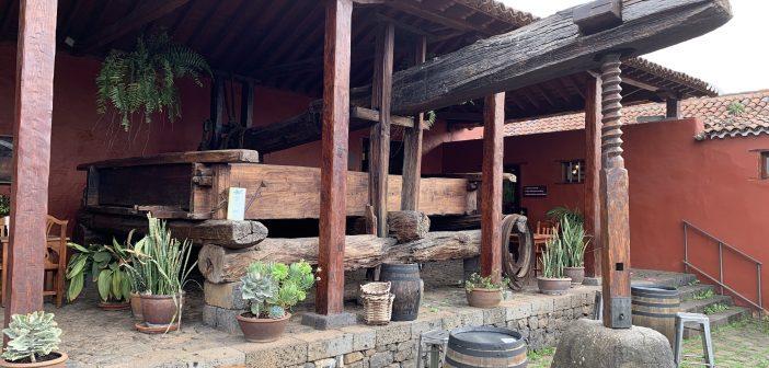 Casa del Vino Teneriffa