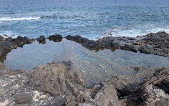 Charco Meerwasserbecken Teneriffa