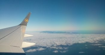 Condor Kanaren Flugzeug Luft