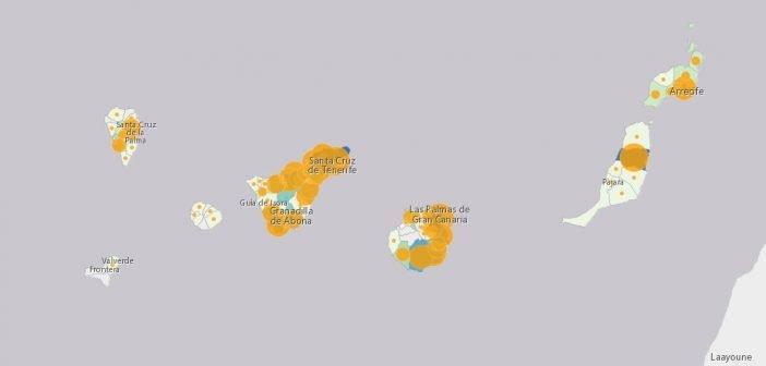 Corona Karte Kanaren 15.08.2020