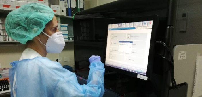Kanaren PCR Test Corona neue Maschine