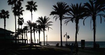 Bucht von Costa Adeje