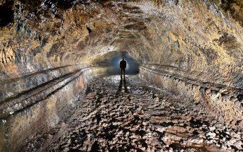 Cueva del Viento Lavahöhle Teneriffa
