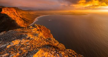 Famara-Küste auf Lanzarote