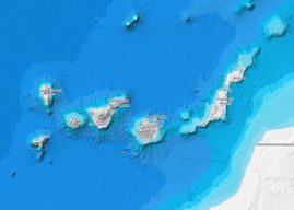 Erdbeben der Stärke 2,1 zwischen Gran Canaria und Teneriffa