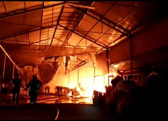 Feuer auf Teneriffa sorgt für Beunruhigung