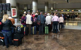 Flughafen Teneriffa Check-In