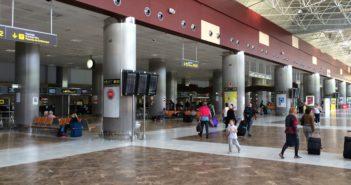 Flughafen Teneriffa Kanaren