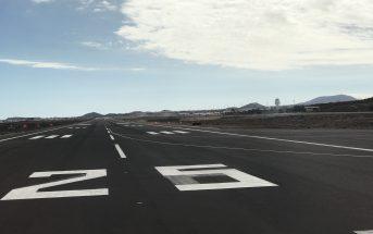 Rollfeld Flughafen Teneriffa-Süd