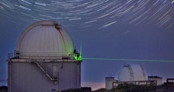 Quantenphysik Lichtteilchen nach Teneriffa gebeamt