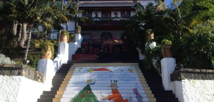 Frohe Weihnachten aus Teneriffa