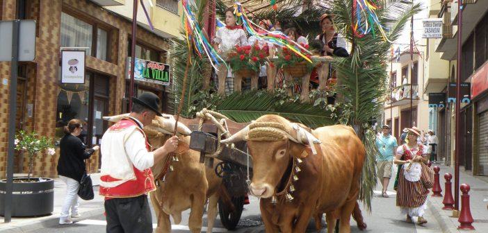 Fotos: So bunt ist die Fronleichnamsprozession in La Orotava