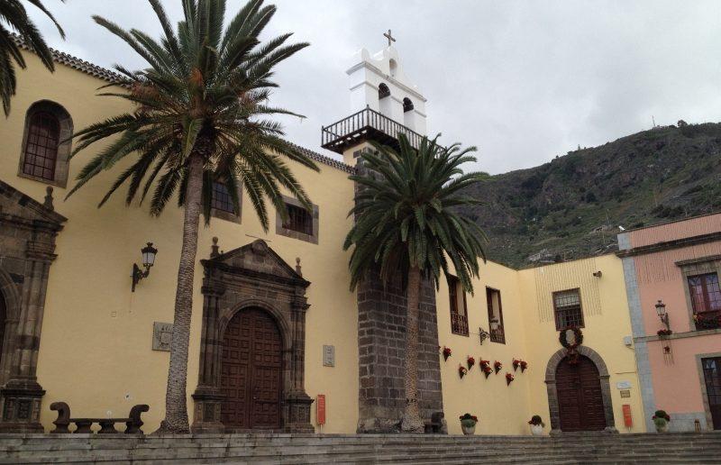 Franziskanerkloster Garachico