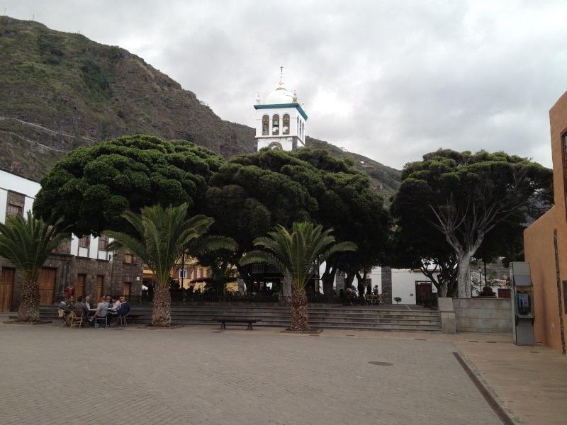 Marktplatz von Garachico