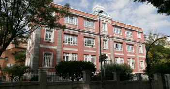 Das Gesundheitsministerium der Kanarischen Inseln in Santa Cruz