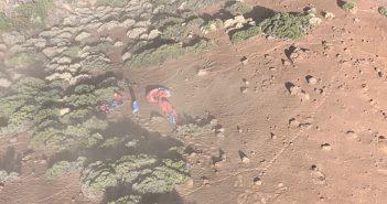 Gleitschirm Unfall Teneriffa Teide