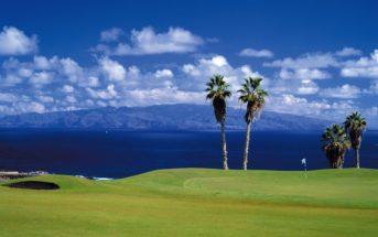 Golfplatz von Costa Adeje