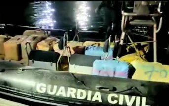 Guardia Civil Drogen-Boot Kanaren Gran Canaria