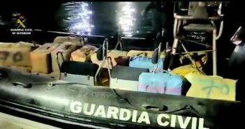Guardia Civil Drogen-Boot Kanaren Gran Canaria