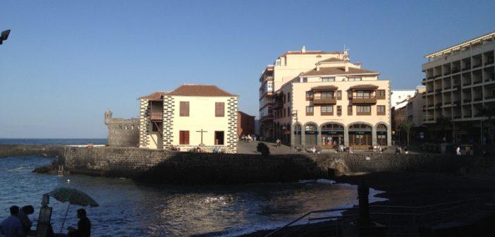 Das Königliche Zollhaus im Hafen von Puerto