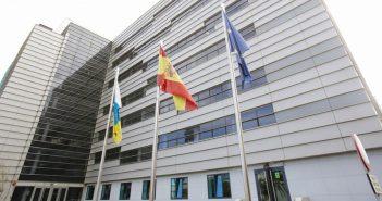 Hauptsitz Gesundheitsministerium Kanarische Inseln Gobierno de Canarias