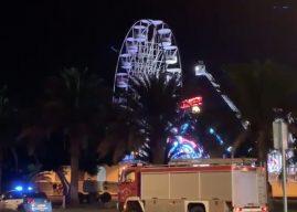 Gran Canaria: Feuerwehr muss Riesenrad in Holiday World Maspalomas räumen