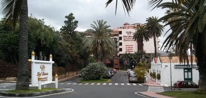 Hotel Botanico Teneriffa