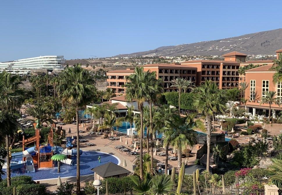 Hotel Costa Adeje Palace Teneriffa