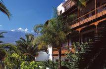 Ein Hotel auf Teneriffa