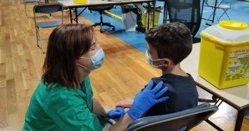 Impfung Teneriffa Krankenschwester Sohn