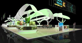 ITB Kanarische Inseln internationale Tourismus-Börse Berlin Pavillon