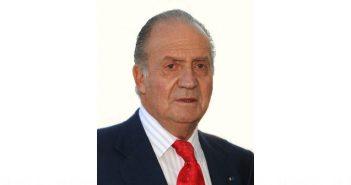Der ehemalige König von Spanien, Juan Carlos I.