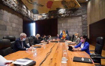 Kanaren Corona Regierung Gobierno