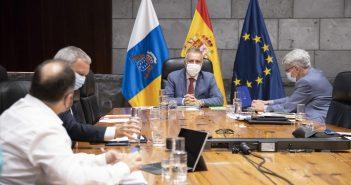 Kanaren Kanarische Inseln Corona EZB-Rat