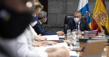 Kanaren Regierung Corona Rat Gobierno
