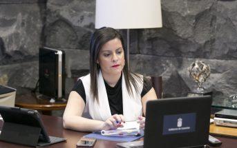Kanaren Tourismusministerin Yaiza Castilla Frust Reisewarnung Deutschland