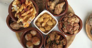 Kanarische Küche Tapas und mehr