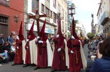 Karfreitag Prozession La Laguna Teneriffa Kreuzweg