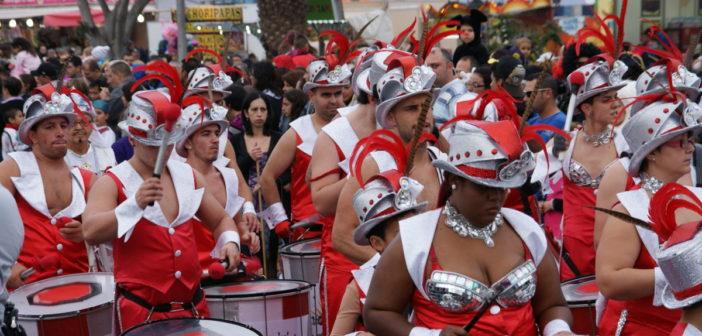 Karneval Kanaren Samba