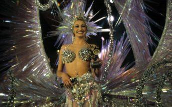 Blumenkönigin in Teneriffas Karneval