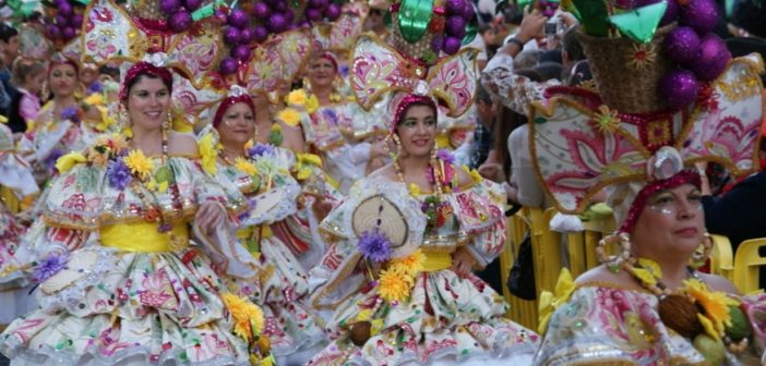 Karneval Teneriffa Puerto de la Cruz