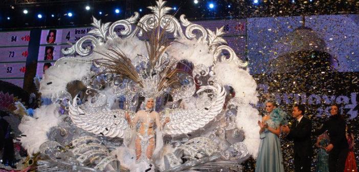 Karnevalskönigin Teneriffa 2013 Soraya Rodriguez Castro